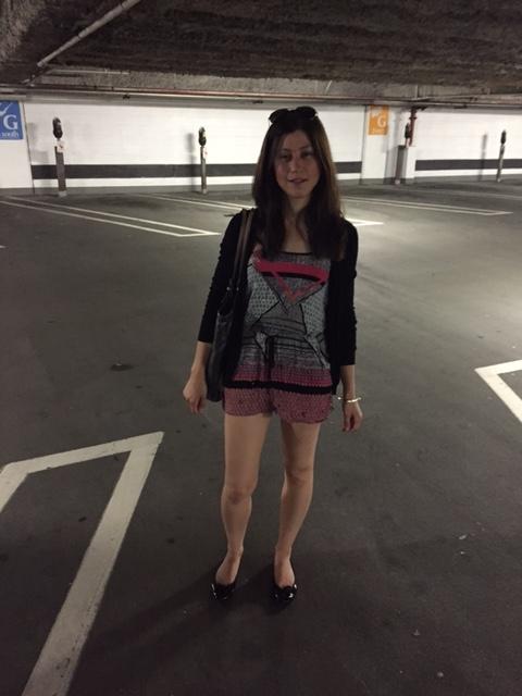 me car park