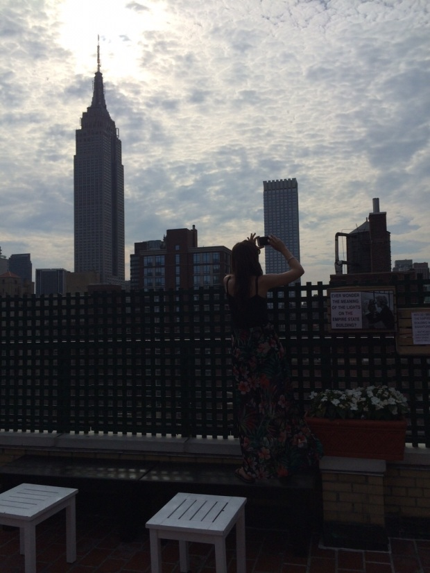 me on rooftop